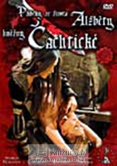 Příběhy ze života Alžběty, kněžny Čachtické - DVD - neuveden - 13,5x19