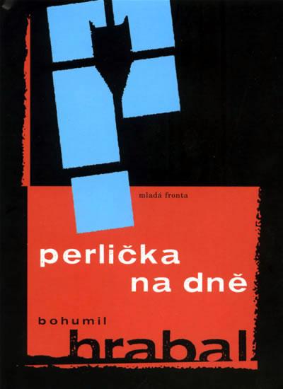 Perlička na dně - Hrabal Bohumil - 12,6x17