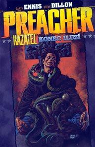 Preacher Kazatel 5 - Konec iluzí