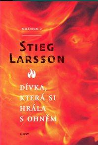 Dívka, která si hrála s ohněm (Milénium 2)