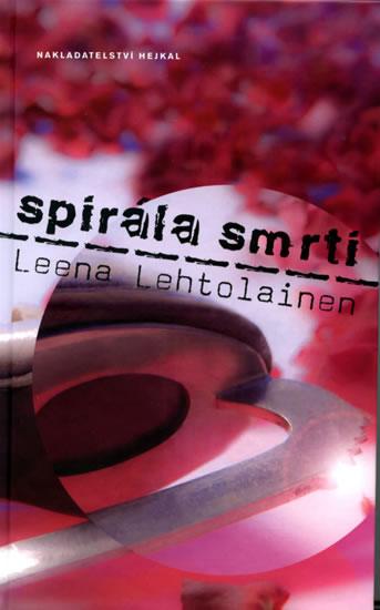 Spirála smrti - Lehtolainen Leena - 12,9x20,5