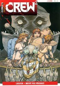 Crew2 - Comicsový magazín 24/2009