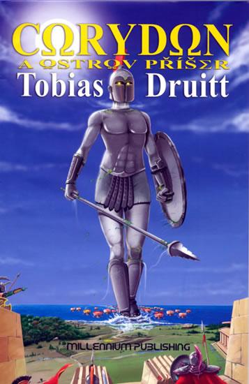 Corydon a ostrov příšer - Druitt Tobias - 14x20,4