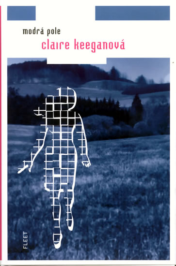 Modrá pole - Keeganová Claire - 13,7x20,6