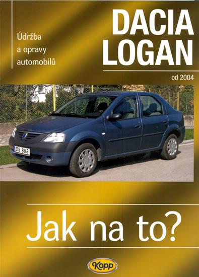 Dacia Logan od 2004 - Jak na to? 102. - Russek Peter - 20,5x28,6, Sleva 30%