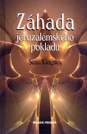 Záhada jeruzalémského pokladu - Kingsley Sean - 14x20,5
