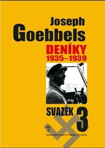 Deníky 1935-1939 - svazek 3