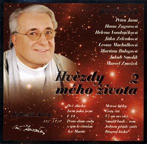 Hvězdy mého života 2.  CD
