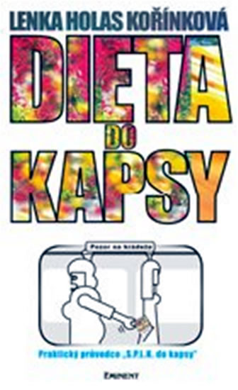Dieta do kapsy - Kořínková Lenka - 12,5x20,5