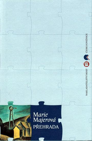Přehrada - Majerová Marie - 14x20,7
