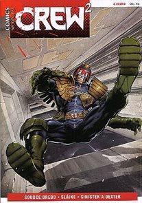 Crew2 - Comicsový magazín 27/2010