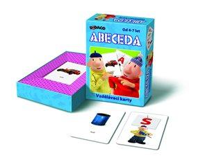 Vzdělávací karty - Abeceda - Pat a Mat
