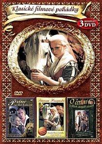 Klasické filmové pohádky I. - Princezna Husopaska, Princ se lví hřívou a O čertovi a třech zlatých v