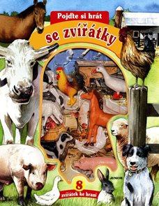 Pojďte si hrát se zvířátky - 8 zvířátek ke hraní
