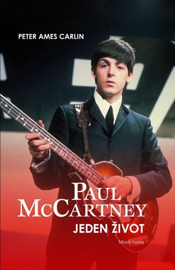 Paul McCartney - Jeden život - Carlin Peter Ames - 16x24