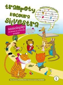 Trampoty kocoura Silvestra - malované pohádky + samolepky