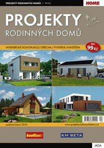 Projekty Rodinných domů 2010 Podzim/Zima