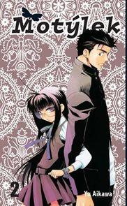 Motýlek 2 - Manga