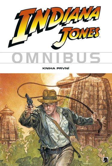 Indiana Jones - Omnibus - kniha první - Barry Dan - 16,7x23,8