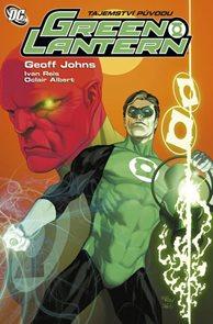 Green Lantern - Tajemství původu