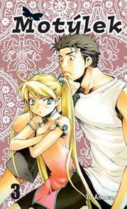 Motýlek 3 - Manga