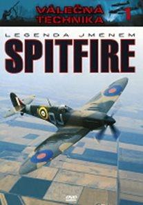 Spitfire - Válečná technika 1 - DVD