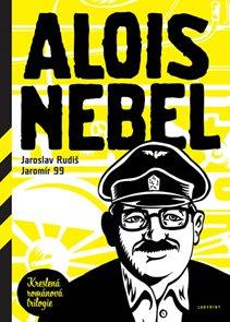 Alois Nebel -Kreslená román.trilogie-2.v