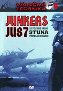 Junkers Ju87 Stuka - Válečná technika 6 - DVD