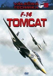 F-14 Tomcat - Válečná technika 10 - DVD