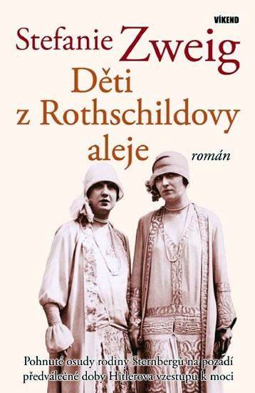 Děti z Rothschildovy aleje - Zweig Stefanie - 13,7x20,6