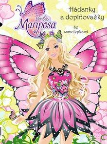 Barbie Mariposa - Hádanky a doplňovačky se samolepkami