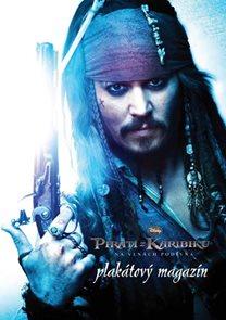 Piráti z Karibiku - Na vlnách podivna - plakátový magazín