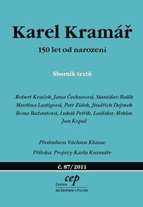 Karel Kramář – 150 let od narození - Sborník textů