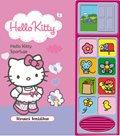 Hello Kitty – Hello Kitty sportuje – Hrací knížka