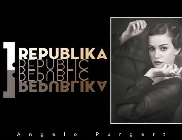 1. Republika / Republic - Purgert Angelo - 22x28