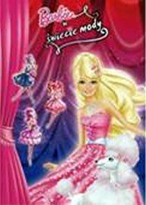 Barbie móda 1 - Omalovánky A4