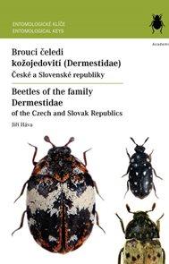 Brouci čeledi kožojedovití (Dermestidae) České a Slovenské republiky / Beatles of the family Dermest