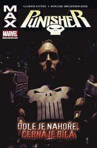 Punisher Max 4 - Dole je nahoře, černá je bílá