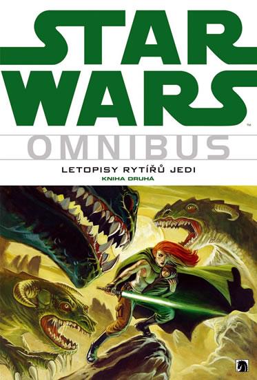 Star Wars - Omnibus - Letopisy rytířů Jedi 2 - Veitch Tom - 16,4x23,7
