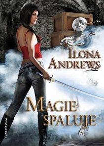 Kate Daniels 2 - Magie spaluje