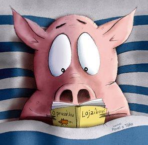 O prasátku Lojzíkovi / Barney the piglet (ČJ, AJ)