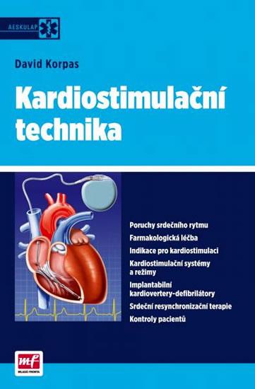 Kardiostimulační technika - Korpas David, Ing. - 16,1x23,8