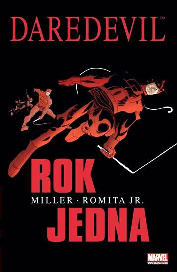 Daredevil - Rok jedna - Miller Frank, Romita John, - 16,8x25,8