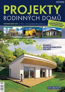 Projekty Rodinných domů 2011 Podzim/Zima