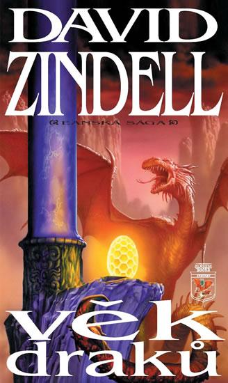 Eanská sága 1 - Věk draků - Zindell David - 10,6x17,5