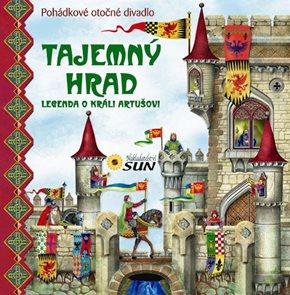 Tajemný hrad - Legenda o králi Artušovi - panoramatické leporelo