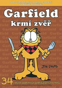 Garfield krmí zvěř (č.34)