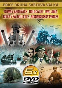 Druhá světová válka - 4. díl - 5DVD