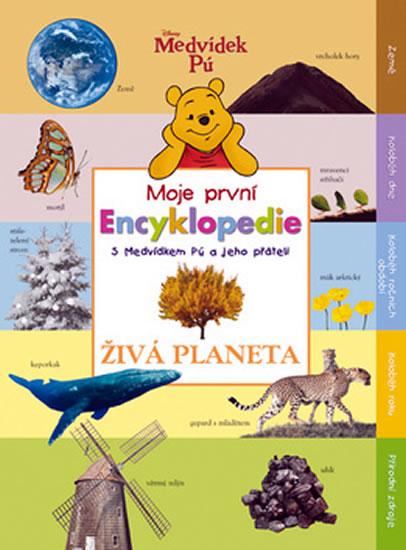 Medvídek Pú - Encyklopedie - Živá planeta - Disney Walt - 21,8x29,3