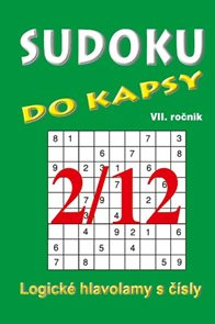 Sudoku do kapsy 2/2012 (zelená)